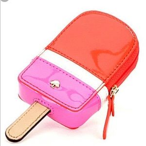 """NWOT Kate Spade """"Flavor of the Month"""" Coin Purse"""